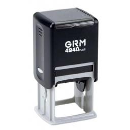 GRM 4940 plus Оснастка для печатей и штампов со стандартной подушкой 42*42мм