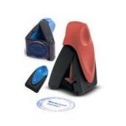 9440 MOBILE карманный штамп 40х40 Красный